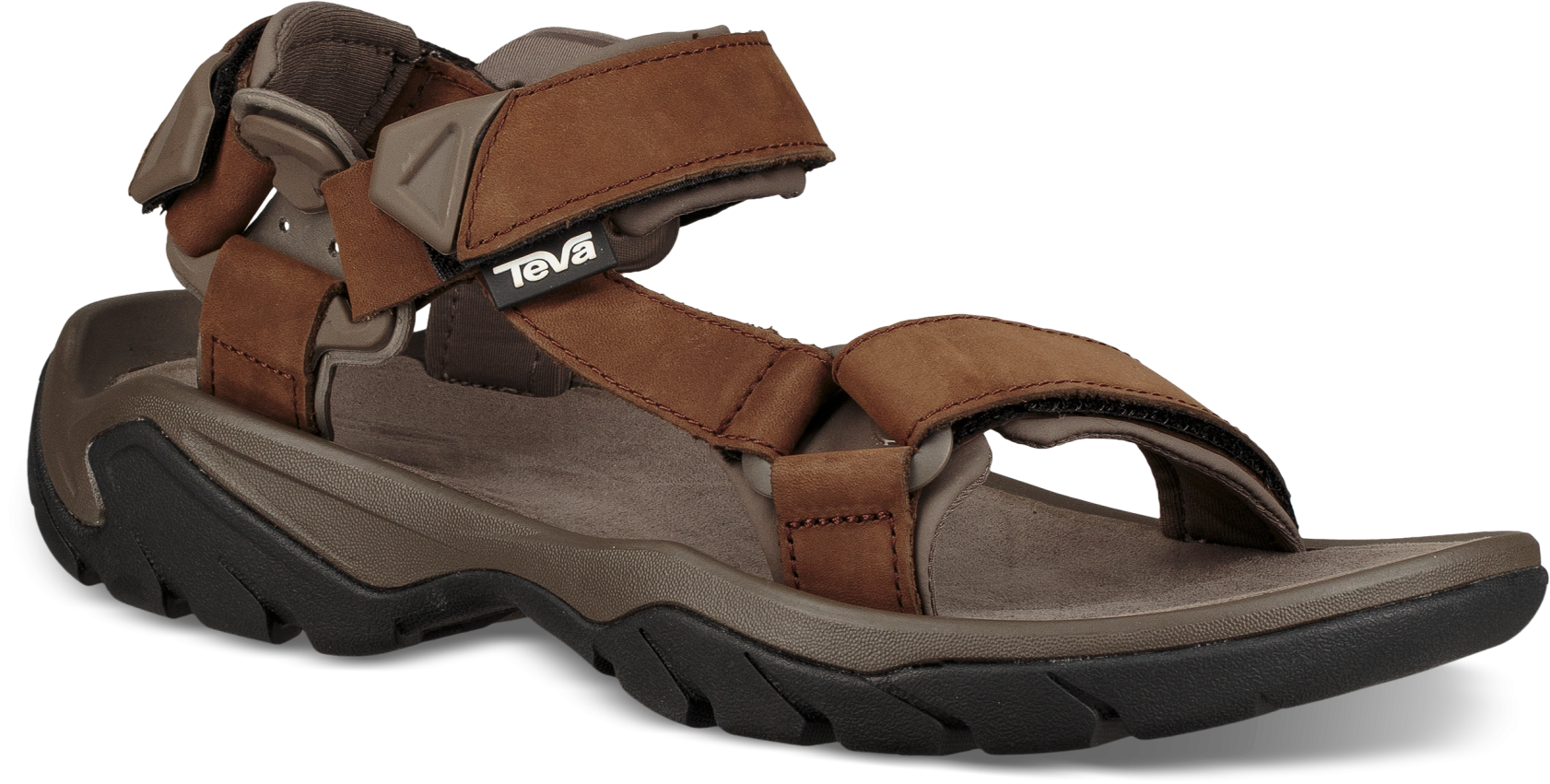 Teva Mens Terra Fi 5 Universal Leather Sandals