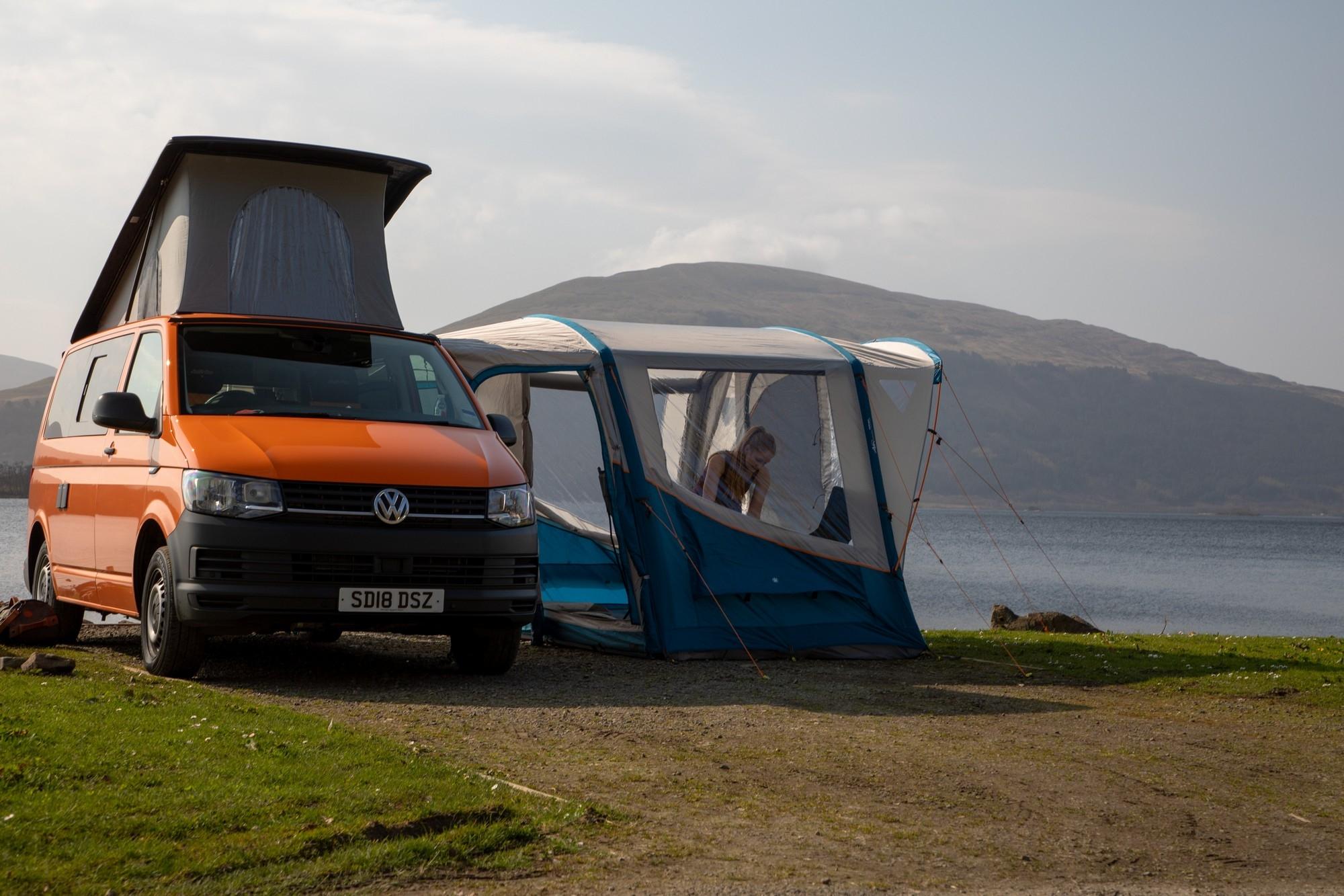 Vango Tolga VW Inflatable DriveAway Awning - 2020 Model