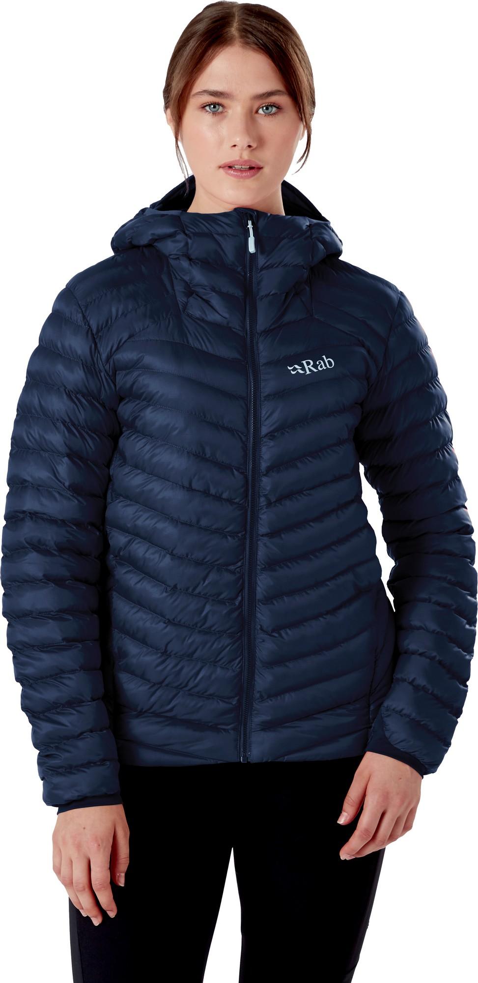 Rab Womens Cirrus Alpine Jacket Deep Ink