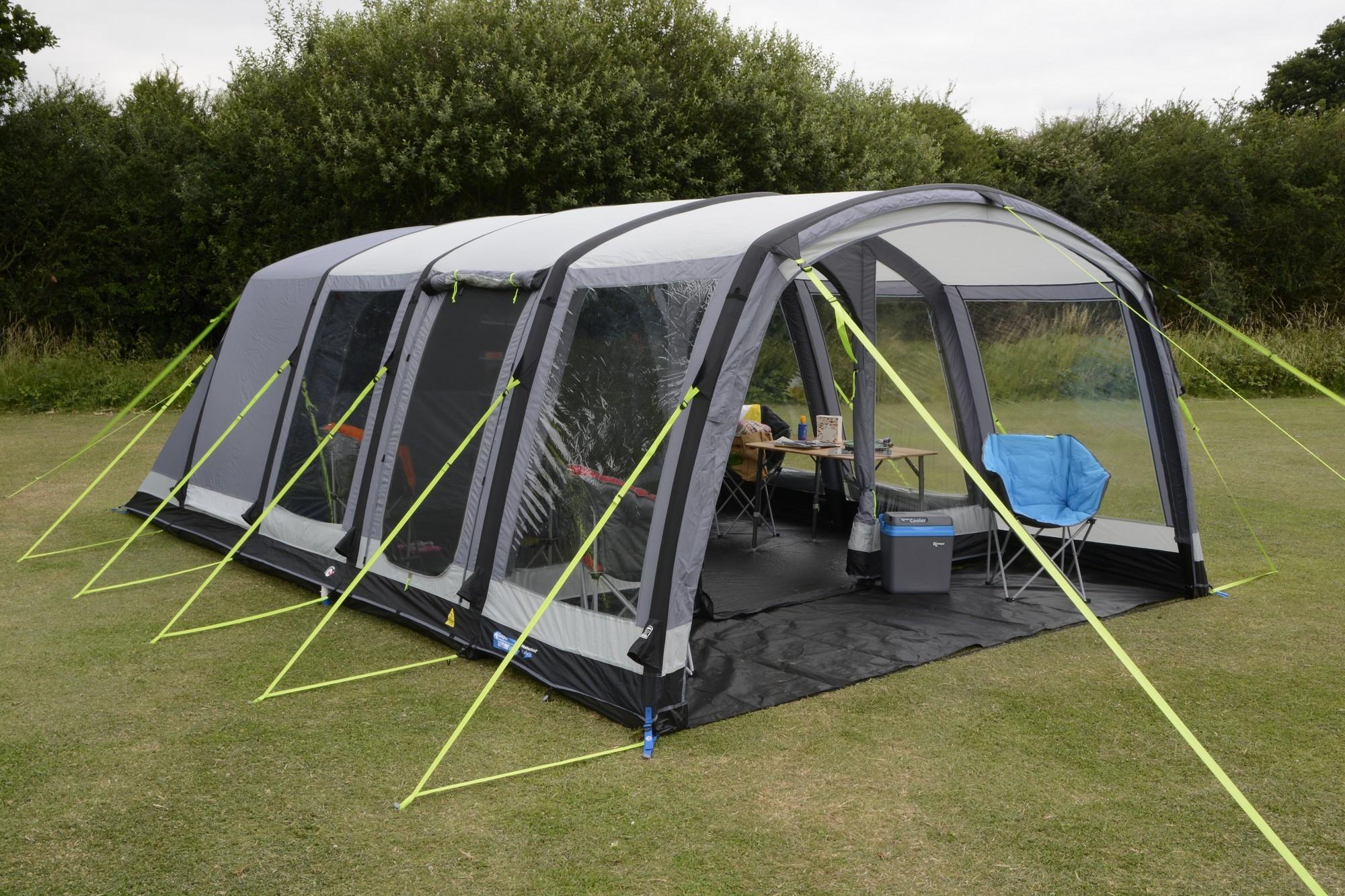 Kampa Dometic Hayling 6 AIR Tent - 2020 Model