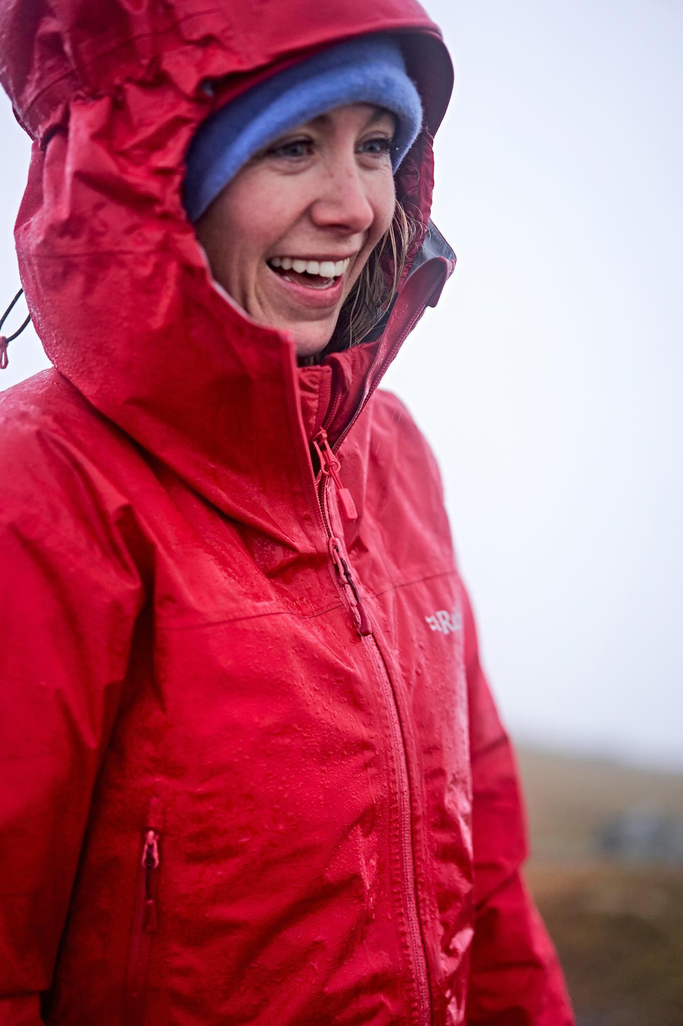 Women's Meridian Rain Coat